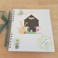 Garden Planner Book or Gardening Journal