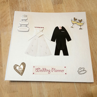 Wedding Planner Book - Half Price