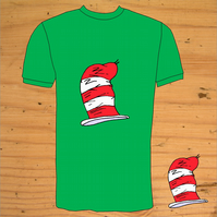 Cat In The Hat Dr Seuss T-Shirt