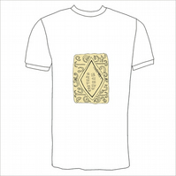 Custard Cream T-Shirt  (Take the Biscuit Range)