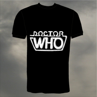 Dr Who Hand Drawn T-Shirt