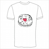 Jammy Dodger T-Shirt  (Take the Biscuit Range)