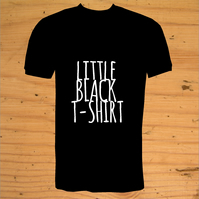 Little Black T-Shirt