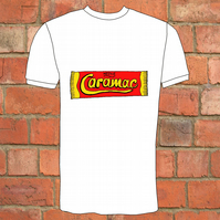 Caramac Hand Drawn  T-Shirt