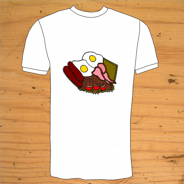 Full English Breakfast T-Shirt