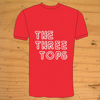 The Three Tops T-Shirt