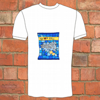 Square Crisps Hand Drawn T-Shirt