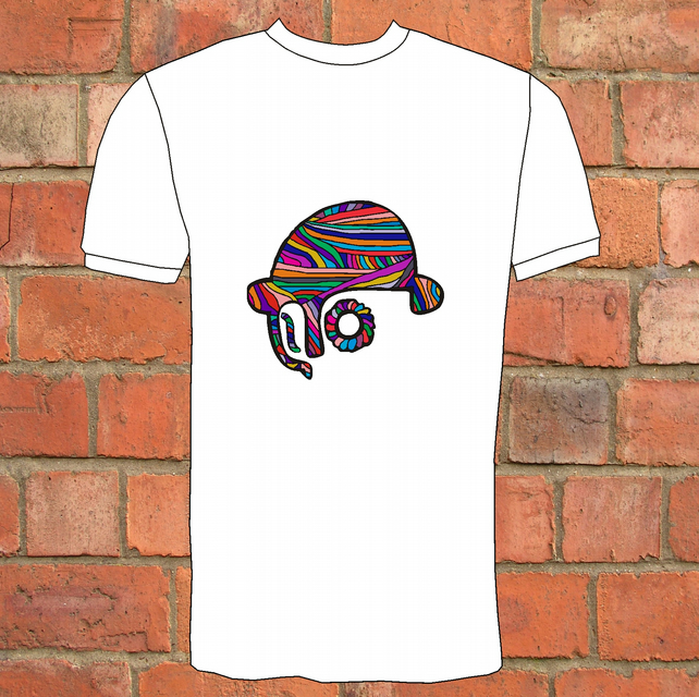 Clockwork Orange Technicolour T-Shirt