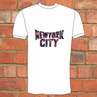 NYC Colours T-Shirt