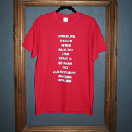 Favourite All Time XI  T-Shirt