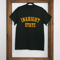 In A Right State T-Shirt