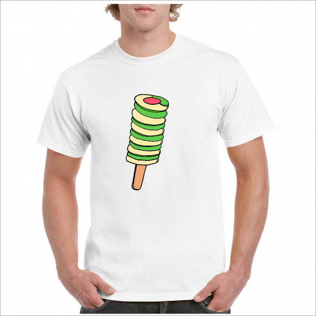 Twister Ice Lolly T-Shirt