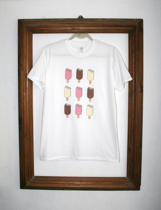 Magnum Ice Lollies T-Shirt