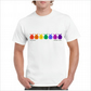 Rainbow Spacehopper T-Shirt