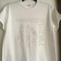 The Specials Hand Drawn T-Shirt