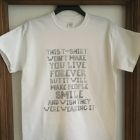 Live Forever T-Shirt