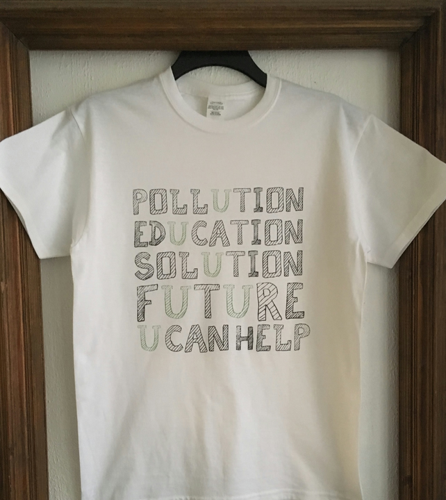 U Can Help The Future T-Shirt