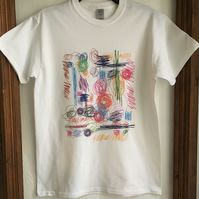 fireworks Colours T-Shirt