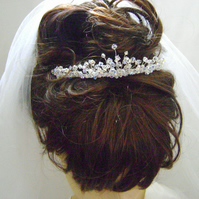 Princess - Crystal Bridal Tiara