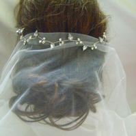 Twilight - Bridal Diamante Hair Vine