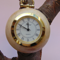 Horse Chestnut Pocket Watch