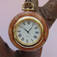 Malee Burr Pocket Watch