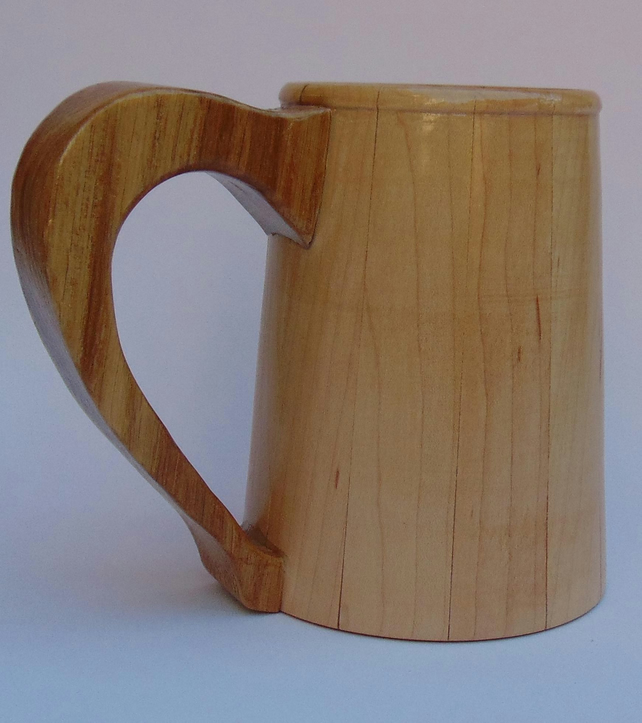 Staved Cherry Tankard (54)