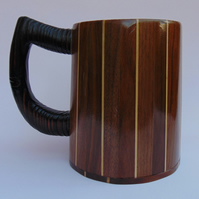 Walnut & PineTankard (67)