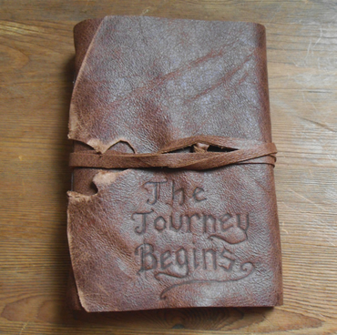 A6 Leather Journal