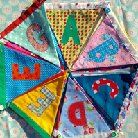 Baby bunting personalised