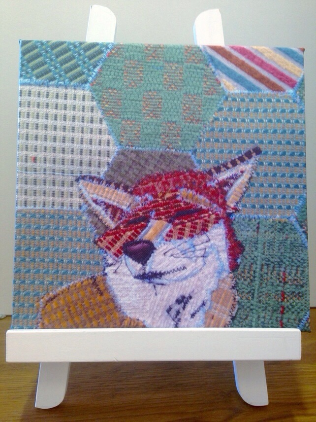 fox wall art