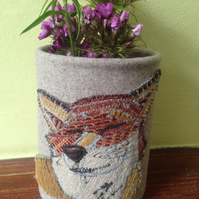 fox vase or desk tidy country living