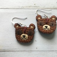 Bear face stocking filler