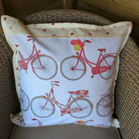 Cushions. Bicycles