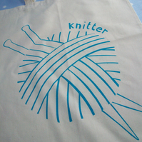 SALE! Knitting Tote