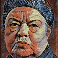 Ena Sharples Coronation Street 11 x 8 inches art print - I Said No Ee-clairs