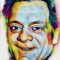 David Jason 11 x 8 inches art print Del Boy