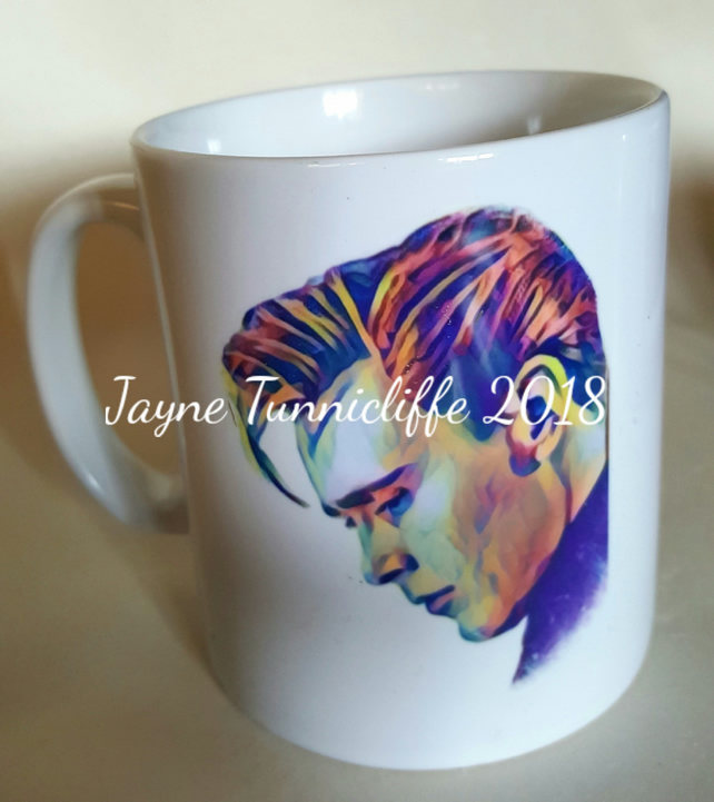 Billy Fury mug