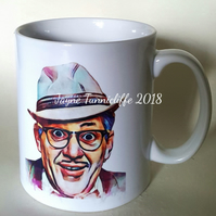 Count Arthur Strong mug  - Susposedly