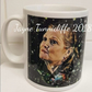 Carrie Fisher  mug