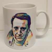 Roy Scheider as Chief Brody mug