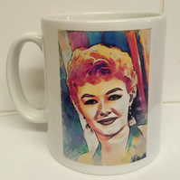 Joan Sims mug  - Carry On Joan