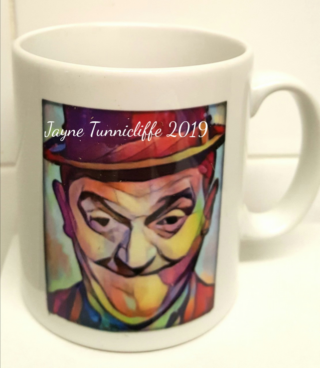Stan Laurel mug