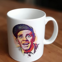 Norman Wisdom mug  - Don't Laugh At Me