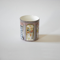 Berwick Church Pulpit Bloomsbury Group Tea Light Candle