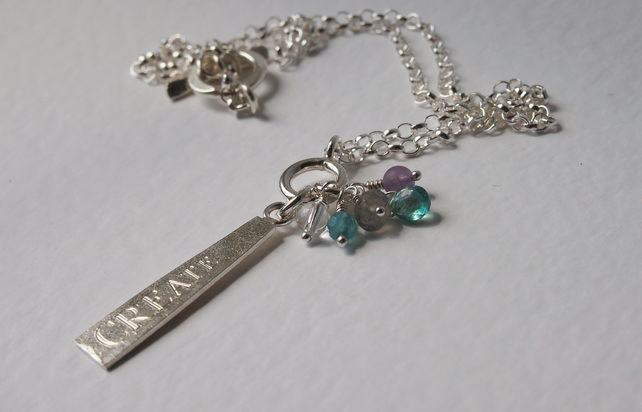 Create Inspiration Necklace