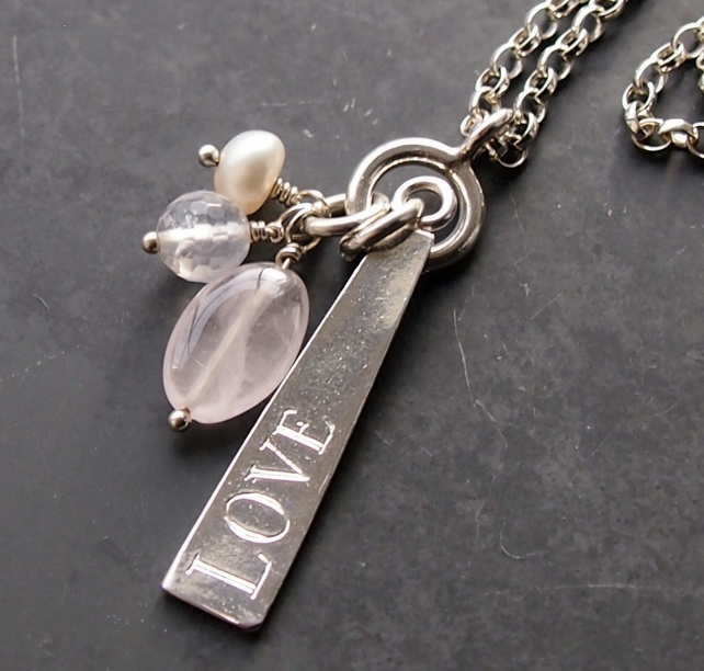 Love Inspiration Necklace