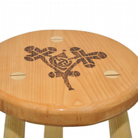 Childs 3 legged Stool