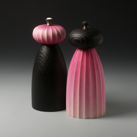 Salt and Pepper Mills - Japanese Magnolia