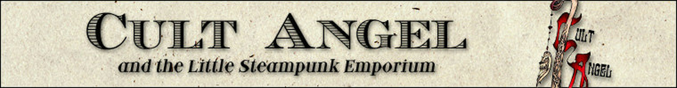 Cult Angel and the Little Steampunk Emporium